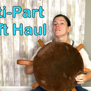 Multi-Part Thrift Haul! This Is A Loud One! See Some Of The Stuff I've Found Recently To Sell Online