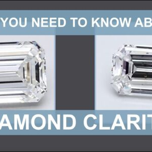 All You Need to Know about Diamond Clarity