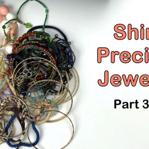 Lots of Bracelets and A Few Vintage Goodies! Jewelry Lot Opening From Tucson AZ. Part 3 of 3