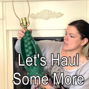 Let's Haul Some More! Showing The Items I Got At Thrift Stores To Resell For Profit!